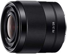 Sony - 28 mm - - Fixed Focal Length Lens for Sony E - Designed for Camera - 49 mm Attachment - 0 Distancia Focal, Linear Actuator, Sony E Mount, Prime Lens, Focal Length, Wide Angle, Leica, Camera Lens, Filter