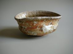 great bowl by the late Wim Hos.