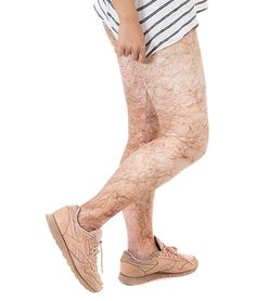 Bare the hair with our Pale Pink Hairy Leggings! Made from your choice of Lycra, these form-fitting leggings are printed with a realistic hairy pattern that's guaranteed to turn heads; Leggings, Ballet Shoes, Dance Shoes, Ken Doll, Hairy Chest, Teen Vogue, Trends, Fuzz, Custom Clothes