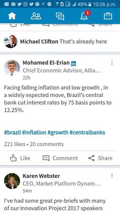 """It happened in Brazil ...Pls.Stop talking about the Bad Economy in our Greatest Country """"Egypt""""! - http://ift.tt/1HQJd81"""
