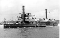 THE WOOLWICH FREE FERRY