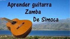 como tocar guitarra zamba de simoca de Chango Rodriguez