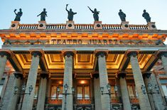 11 Top-Rated Tourist Attractions in Guanajuato Gto, Attraction, Louvre, Building, Places, Travel, Image, Guanajuato, Theater