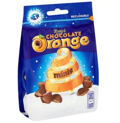 Terry Chocolate Orange Minis Sharing Bag