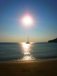 KEA | I miss you! - gypsy18 #cyclades #greece Planet Earth 2, Greek Beauty, Greek Wedding, Macedonia, Greek Islands, Ocean Beach, Sunset, Nature, Pictures