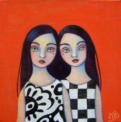 The Twins by Isabelle Bryer