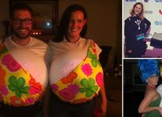 Homemade Costumes for Couples - Costume Works (page my halloween costume in 10 years Halloween Costume Contest, Halloween Kostüm, Couple Halloween Costumes, Halloween Costume Ideas For Couples, Holiday Costumes, Couple Funny, Funny Couple Costumes, Costumes For Couples, Funny Couples