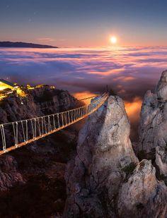Mount Ai-Petri, Crimea Ukraine