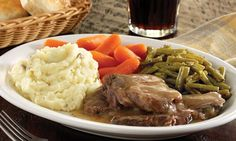 Cracker Barrel Copycat Recipes: Roast Beef