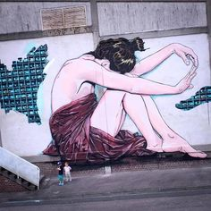 Street Art/France -Rouen by Jana & JS