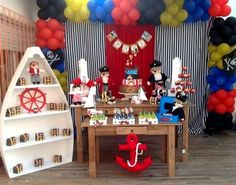 Festa kids: 12 ideias para festa de aniversários de meninos