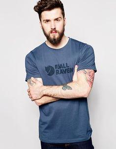Fjallraven T-Shirt with Logo