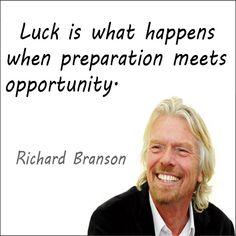 Success Quote - Richard Branson #SuccessQuote  #InspirationalQuote Richard Branson Quotes, Success Quotes, Life Quotes, Business Quotes, Positive Quotes, Opportunity, Inspirational Quotes, Positivity, Shit Happens
