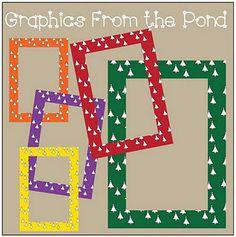 Graphics ~Free Borders