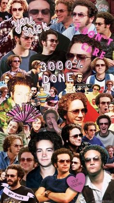fondos that show lockscreens Hyde That 70s Show, Thats 70 Show, Aesthetic Iphone Wallpaper, Aesthetic Wallpapers, Movies Showing, Movies And Tv Shows, Steven Hyde, That 70s Show Quotes, 70s Aesthetic