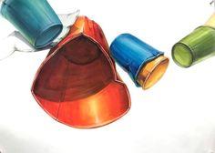 종이컵 다각도 Nespresso, Kitchen Appliances, Paintings, Design, Dressmaking, Diy Kitchen Appliances, Home Appliances, Paint, Painting Art