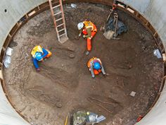 Peep These Ancient Treasures Dug Up With Londons New Train Tunnels #ITBusinessConsultants