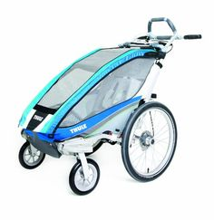 42d66c54c28 Thule Chariot CX Single Stroller - Blue  Thule Chariot CX is the elite  performer in comfort