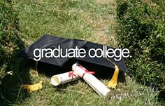 I am positive that I will graduate college!