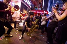 NYC Street Performers Photo by Shantanu Saha — National Geographic Your Shot