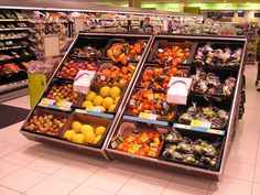 Supermarket Design | Retail Design | Produce