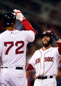 Dustin Pedroia Boston Red Sox Boston Sports, Boston Red Sox, Ryan Sweeney, Dustin Pedroia, Patriots, Trading Cards, Cheerleading, Repeat, Champion