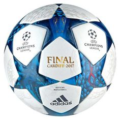 reputable site e0d69 5326d adidas Finale Cardiff 2017 UEFA CL Official Match Soccer Ball  http   www