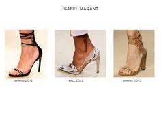 Shoe trends effect: ISABEL MARANT