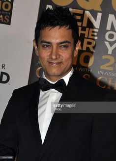 Indian Bollywood actor Aamir Khan attends the 'GQ Men of the Year Awards 2010' in Mumbai on September 26, 2010.