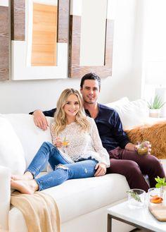 <em>Bachelor</em> Ben Higgins & Lauren Bushnell Have Finally Moved in—Tour Their Denver Love Nest