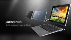 Acer Aspire Switch 11 - Trabaja más rápido y mejor http://www.youtube.com/watch?v=wHIpZu_w9uk