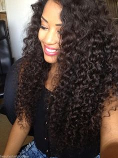 3Pcs/lot 10''-24'' Malaysian Virgin #HairExtensions Deep Curly #Hair Weaves 300g