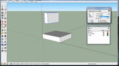 How to use layers in Sketchup