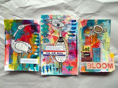 ICAD 2015: Cards 29 - 35