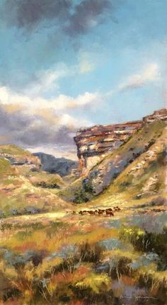 Tanya Jansen Art Mountains, Nature, Travel, Art, Craft Art, Naturaleza, Viajes, Kunst, Destinations