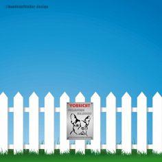French Bully Hundeschilder kaufen