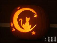 citrouille Halloween lampe