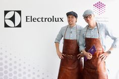 Electrolux at Cannes 2012. Chefs Tommy Myllymaki and Jens Dolk