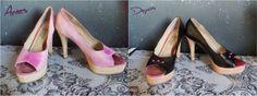 DIY - Customizando Sapato