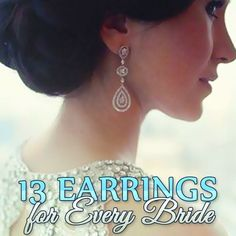 Are you a bride to be? Here are 13 earrings you can wear for your wedding day. Find out more:  http://ift.tt/1sg6zke  #icecarats #jewelry #fashion #accessories #jewelryjunky #latestfashion #trending #fashiontrends #affordablefashion #lookbook #fashionbloggers #bloggerstyle #bestseller #instaglam #instastyle #jewelrylover #streetstyle #jewelrylover #jewelrytrends #dailyinspo #romantic #fashionkilla #fashionstory #hollywood #classy #bridalstyle #bridalearrings #brides #weddings #proposals