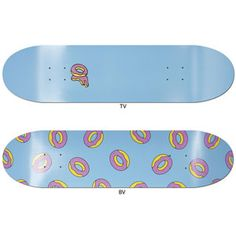 Odd Future Of Donut Deck - Blue