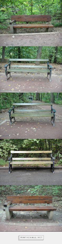 Парк Воробьевы Горы - лавочки. Лавочек тут ограниченное количество, и в этом парке это не просто место для посидеть, это место для отдохнуть,учитывая все подъемы и спуски в гору. На мой взгляд, плохо, что рядом с лавочками отсутствуют мусорки