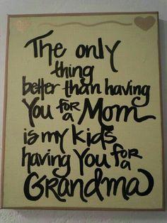 Voor mijn mama <3