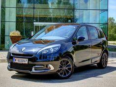 [Renault Scenic Bose Edition Energy dCi 110] Im Frühjahr 2012 hat der Scenic ein Facelift und sparsamere Motoren erhalten. Wir haben den neuen, 110 PS starken Diesel in unserem Testfuhrpark begrüßt. #renault #scenic