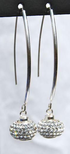 10. Interchangeable Pandora Charm Earrings