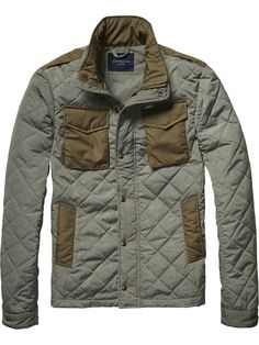Lightweight Nylon Jacket |Jackets|Men Clothing at Scotch & Soda