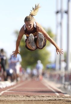Girls track and field: Salpointe High and Alyssa Thompson dominated the state track and field tournament.