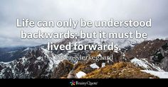 """Soren Kierkegaard Quotes  