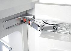 Charnière K08, pour réfrigérateurs et congélateurs #Hettich