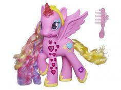 My Little Pony Princesa Cadance Luxo - com Acessórios - Hasbro